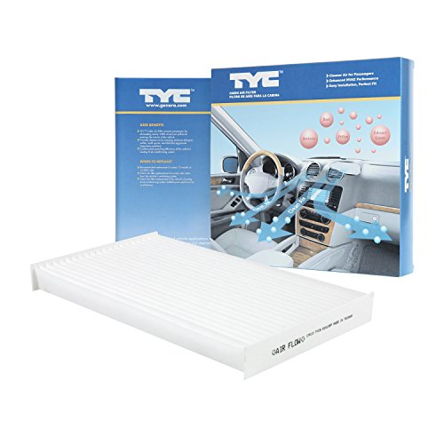 TYC 800138P Nissan Cube Replacement Cabin Air Filter ()