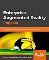Enterprise Augmented Reality Projects Front Cover