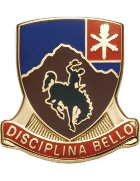 DUI-0213E, 213 REG WY ANG (DISCIPLINA BELLO) D-6601 UNIT CREST Belle Crest