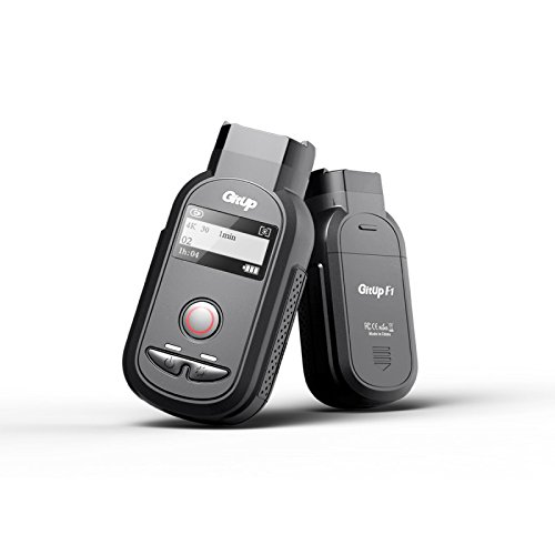 GitUp F1 4K Wi-Fi Action Camera With Advanced Sony Exmor R Sensor