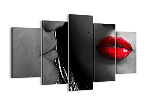 Canvas Print Picture   5 Piece   Total Size  Width 59 1  150Cm   Height 39 4  100Cm  Completely Framed   Wall Art   Ready To Hang   Multi Panel   Five 5 Part Panels   Photo No  0320   Ea150x100 0320