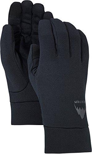 Burton Screen Grab Glove Liner, True Black W20, Medium/Large