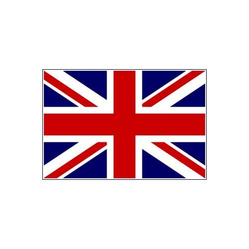 US Flag Store United Kingdom - Great Britain 5ft x 8ft Nylon Flag (8 Foot British Flag compare prices)