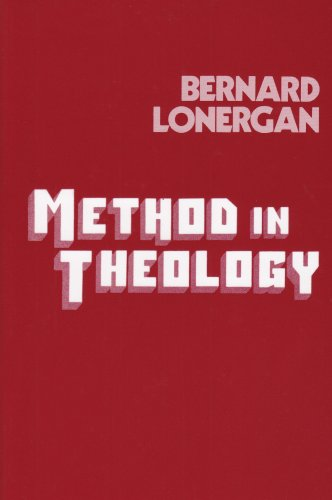 Method in Theology (Lonergan Studies)