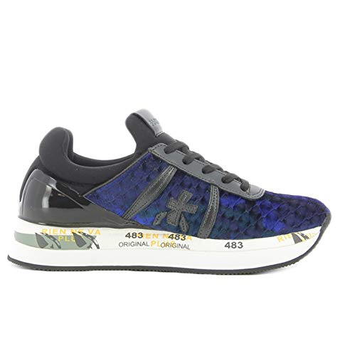 Liz Premiata Blu Liz 3354 Premiata 3354 Liz Blu Sneaker Sneaker Premiata Blu Sneaker wCWIqc5Sa