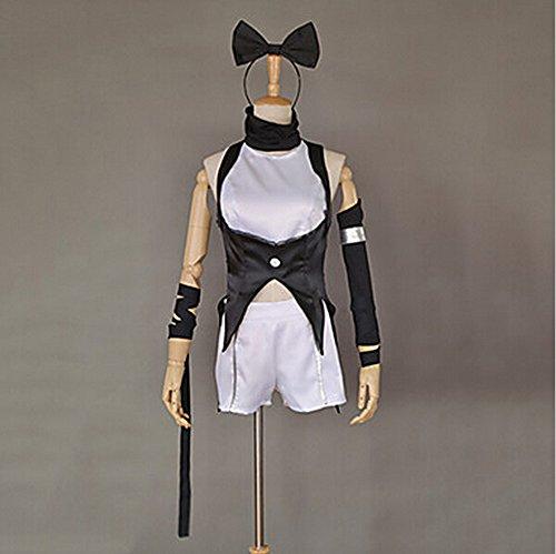[Cosplaygalaxy RWBY Blake Belladonna cosplay costume] (Blake Rwby Costume)