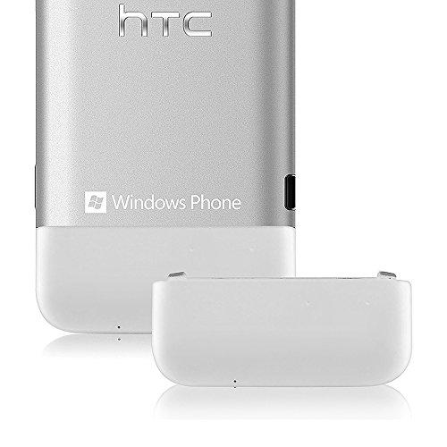 HTC Radar 4G Standard White Back Cover Battery Door