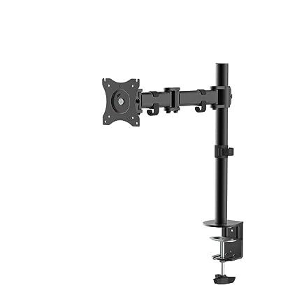 "Newstar NM-D135BLACK Soporte de Mesa para Pantalla Plana 76,2 cm (30"""
