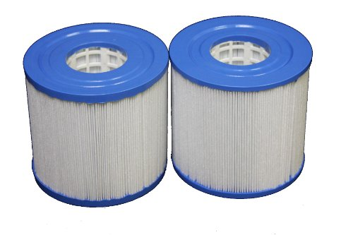 2 Guardian Pool Spa Filter Replaces Unicel C-4401 C4401 4401 Pleatco Prb17.5SF -