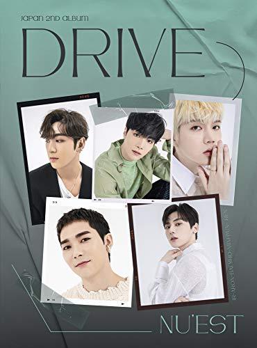 [2020년 10월 7일 발매 예정] NU'EST - DRIVE (첫 생산 한정A반) (메가 자케포함)