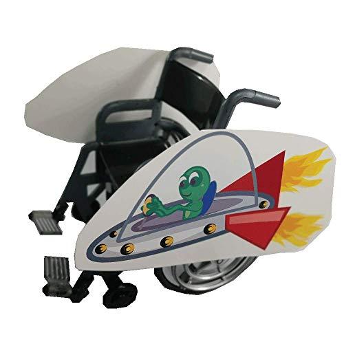 Alien Spaceship Wheelchair Costume Child's ()