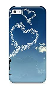 fenglinlinNew Style Tough Iphone Case Cover/ Case For ipod touch 4(pure Cute Love) 9886324K50691131