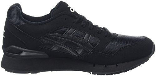 atlanis Black Gel Running – Black Unisex Asics Nero Adulto Scarpe 85g4xx