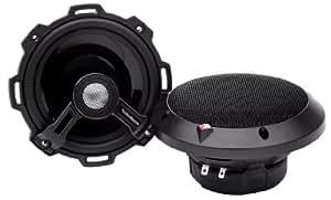 Rockford T152 altavoz audio - Altavoces para coche (De 2 vías, 86,5 Db, 120W, 2,5 cm, 13,3 cm, 2,49 kg)