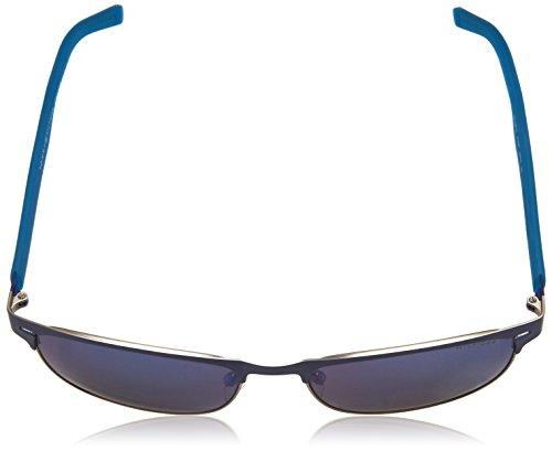 Teal Sol 1401 Mtblue de Unisex Tommy Adulto Hilfiger Gafas 56 TH S XT nqx0BPFfw