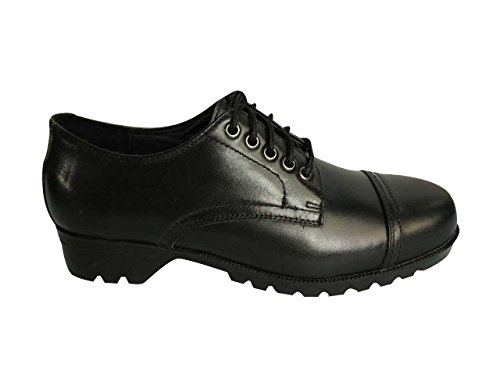 Cosycost Hombres Form Oxfords Shoes 002m (9, Negro)