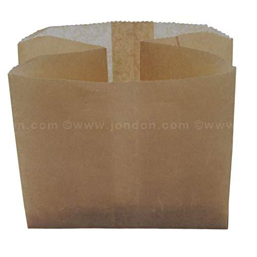 Hospeco Waxed Liners for Swing‑Type Feminine Napkin Receptacles - 500 /Box (7 Boxes)