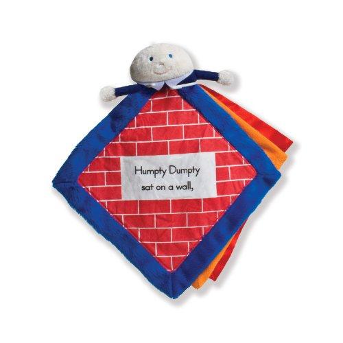 North American Bear Nursery Verse Storybook Cozy Humpty Dumpty Toy (Crib Bear American North)