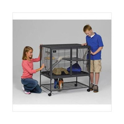 Critter Nation Single Ferret Cage Size: Small