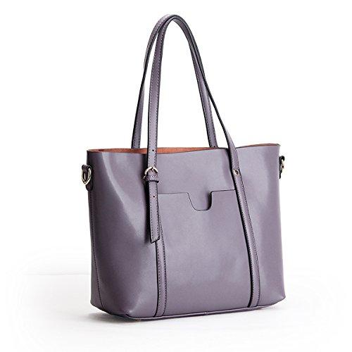 fashion en Valin Sac Violet Sac M172 épaule Sac à cuir main portés femme Sac portés LF main bandoulière Wc7cgwxX