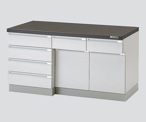 アズワン3-5827-11サイド実験台木製タイプ1200×750×800 B07BD339S1
