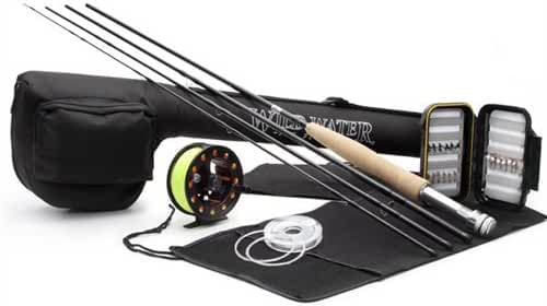 DELUXE Wild Water AX34-090-4 Complete Starter Package