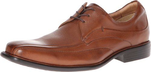 Johnston & Murphy Men's Tilden Oxford,Saddle/Tan,12 M US