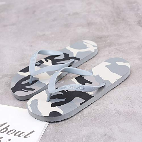 Shoes Unisex Non-Slip Muddy Girl Pink Camo Fashion Slide Sandals Indoor /& Outdoor Slippers