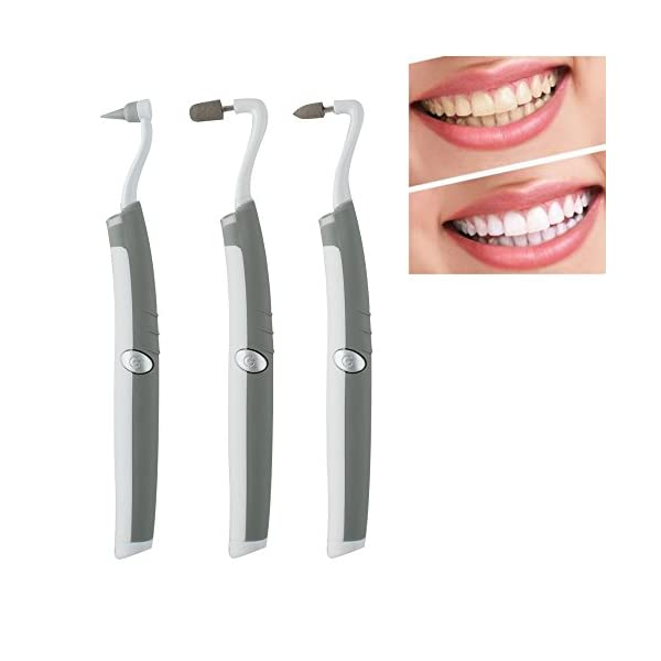 Sonic Teeth Plaque Remover, Vinmax Multifunction Sonic Portable Dental Cleaning Tool Kits Oral Hygiene Care & Tooth Stain Eraser & Whitening Tartar Plaque Remove Surface 2