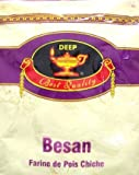 Deep Besan - Chickpeas (Chanadal) Flour - 2lb (Pack of 2)