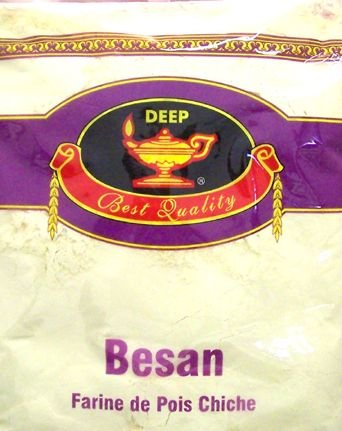 Price comparison product image Deep Besan - Chickpeas (Chanadal) Flour - 2lb (Pack of 2)