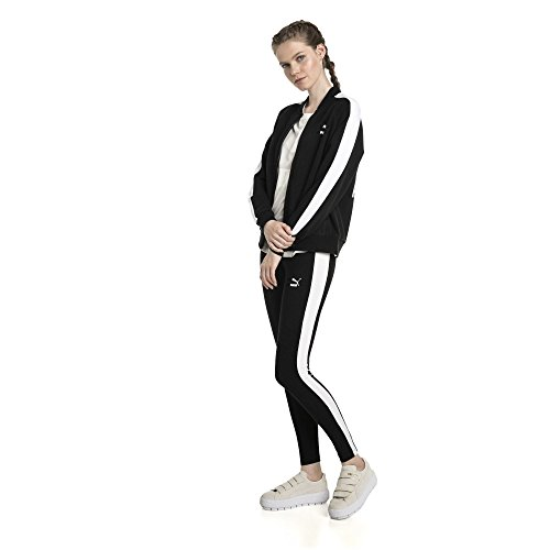 Black Ft Track Cotton Donna Jacket T7 Puma Classics zFqxT1O