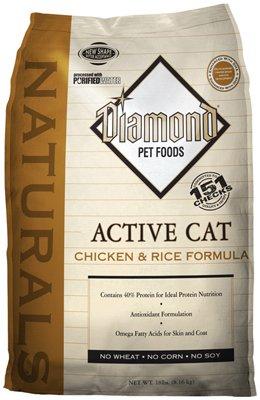 18LB Chic/Rice Cat Food