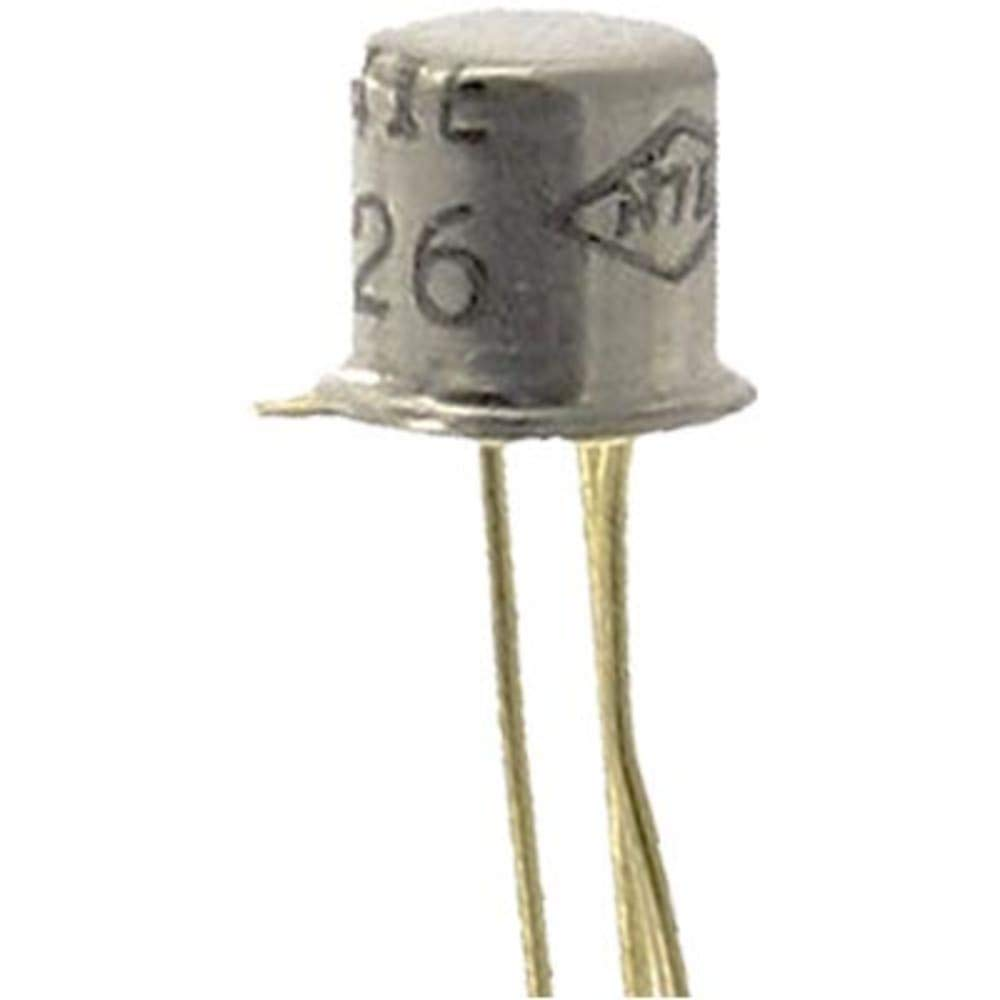 Transistor PNP Germanium 25V IC-0.2A TO-18 RF-IF AMP HIGH Speed Switch, Pack of 5