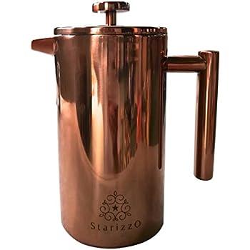 Amazon Com Starbucks Stainless Steel Coffee Press With