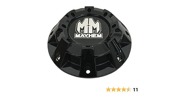 Mayhem Wheels C108100B 81492090F-1 Gloss Black Center Cap