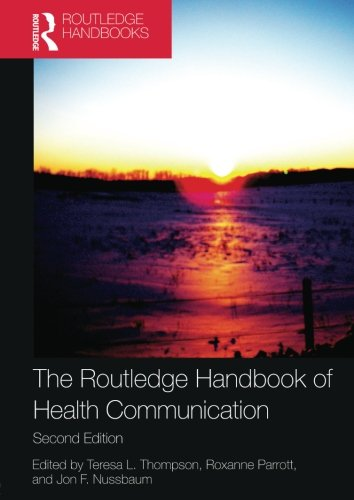 Handbook Of Health Communication