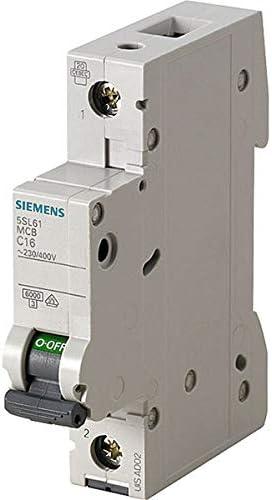 5SL61136 SENTRON Leitungsschutzschalter 1-polig 13 A SIEMENS
