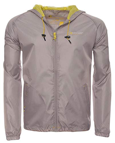 Norway Homme Manteau Gris Imperméable Geographical dTRtqwdx