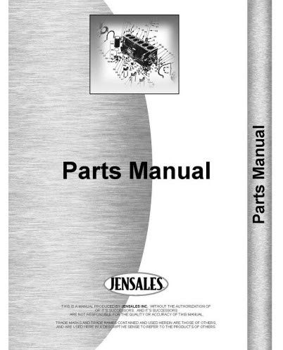 Parts Manual John Deere 200 2 Row Pull Type Corn Picker pc295 ()