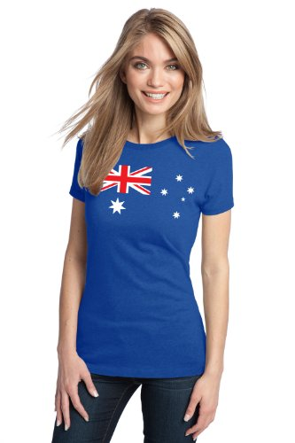 Australia Flag | Cute Aussie, Australian Ladies' T-shirt