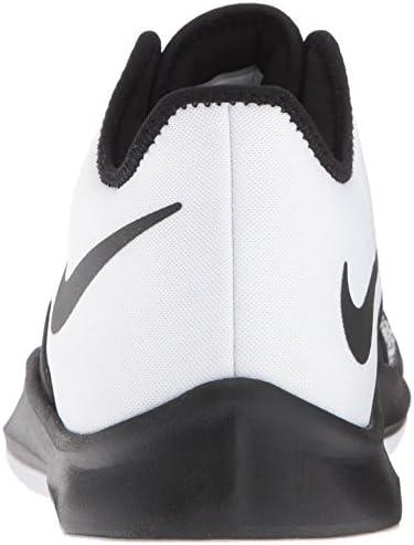 メンズ レディース バスケットボールシューズ エア バーサタイル 3 ブラック/ブラック AO4430 002