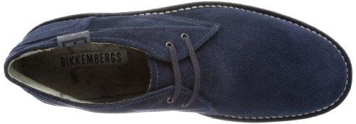 Bikkembergs 670409, Stivali uomo Blu (Blau (Blau 5))
