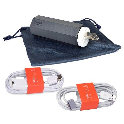 Zolt 70W Portable Laptop AC Charger Plus Kit
