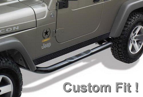 TYGER Custom Fit 1984-2000 Jeep Cherokee 4 Door - Jeep Cherokee Armor