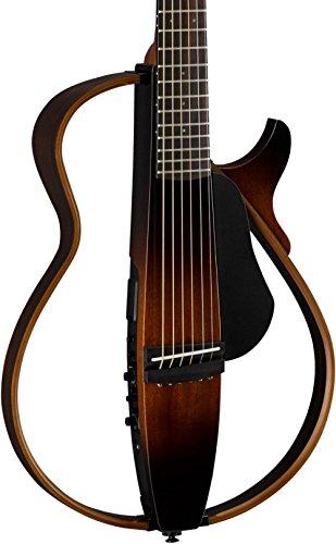 yamaha nylon string silent guitar natural. Black Bedroom Furniture Sets. Home Design Ideas