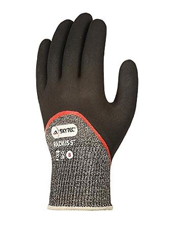 Skytec Gloves SKY78-S Radius 5 Glove, Small, Black