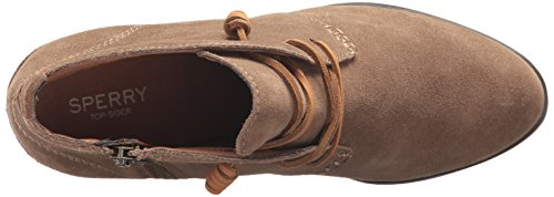 Ankle Dasher Boot Women's Top Taupe Sider Gale Sperry nHqTvwZB1