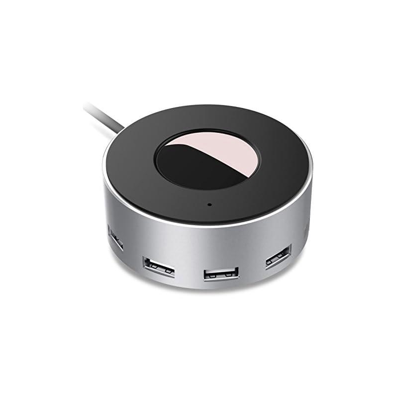 Vogek 6-Port USB Charger Desktop Chargin