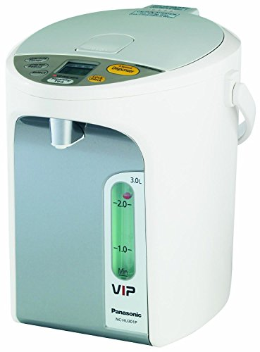 Panasonic NC-HU301P Water Boiler 3.2-Quart with Vacuum Insulated Panel